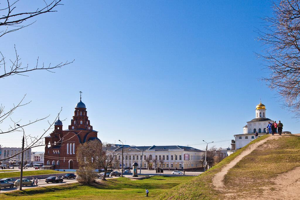 Золотые ворота и Троицкая церковь - Владимир