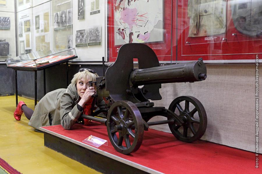 Экспозиция краеведческого музея обширна и интересна