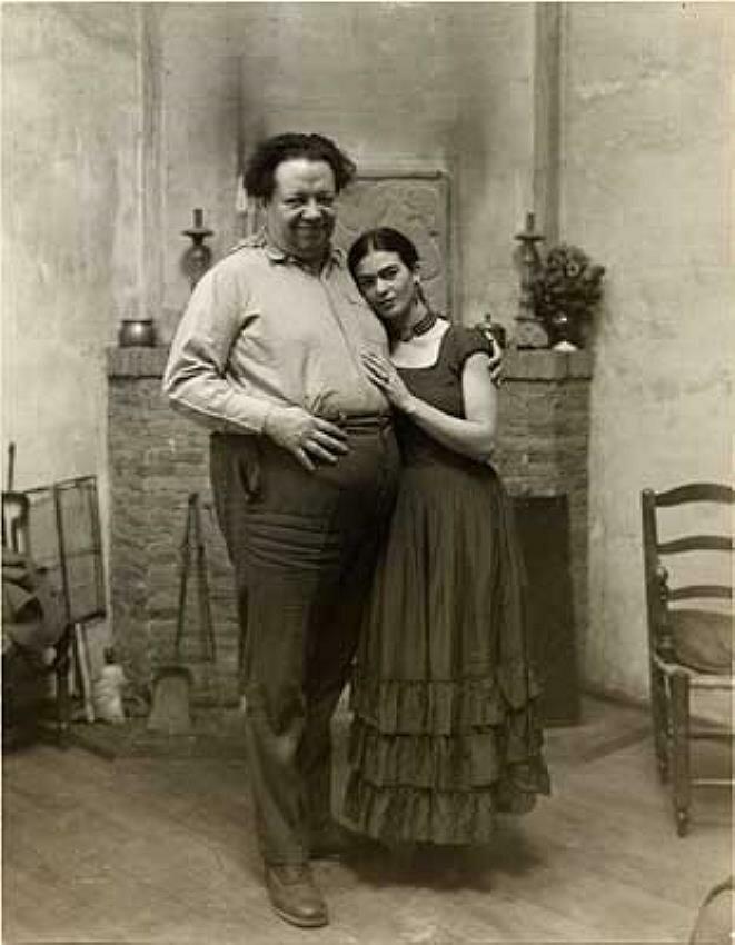 Фрида и Диего