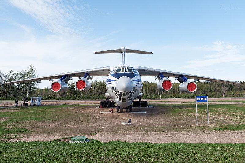 Ильюшин Ил-76ТД (EW-76710) Trans Avia Export D706308