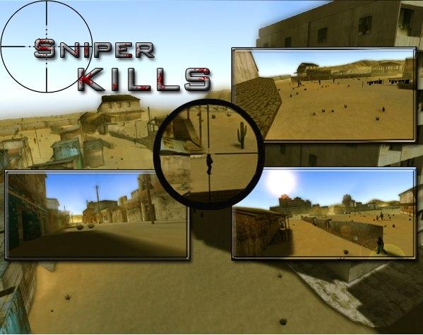 Sniper Kills
