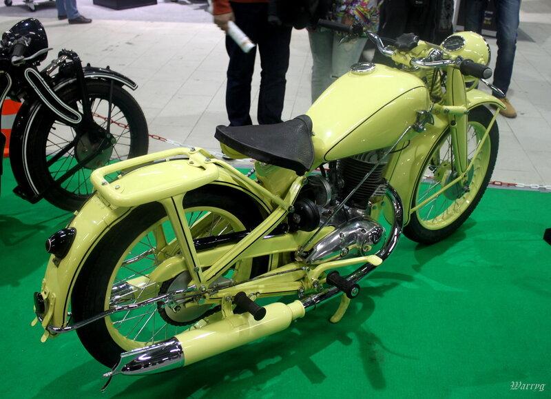 Советский мотоцикл Иж-350