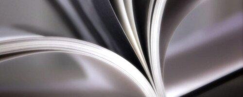 Август Борг: печать книг в типографии