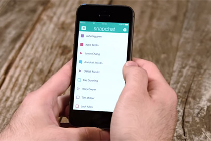 Оценка Snapchat возросла до десяти миллиардов долларов