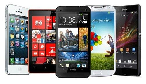 Самые лучшие мобильные телефоны