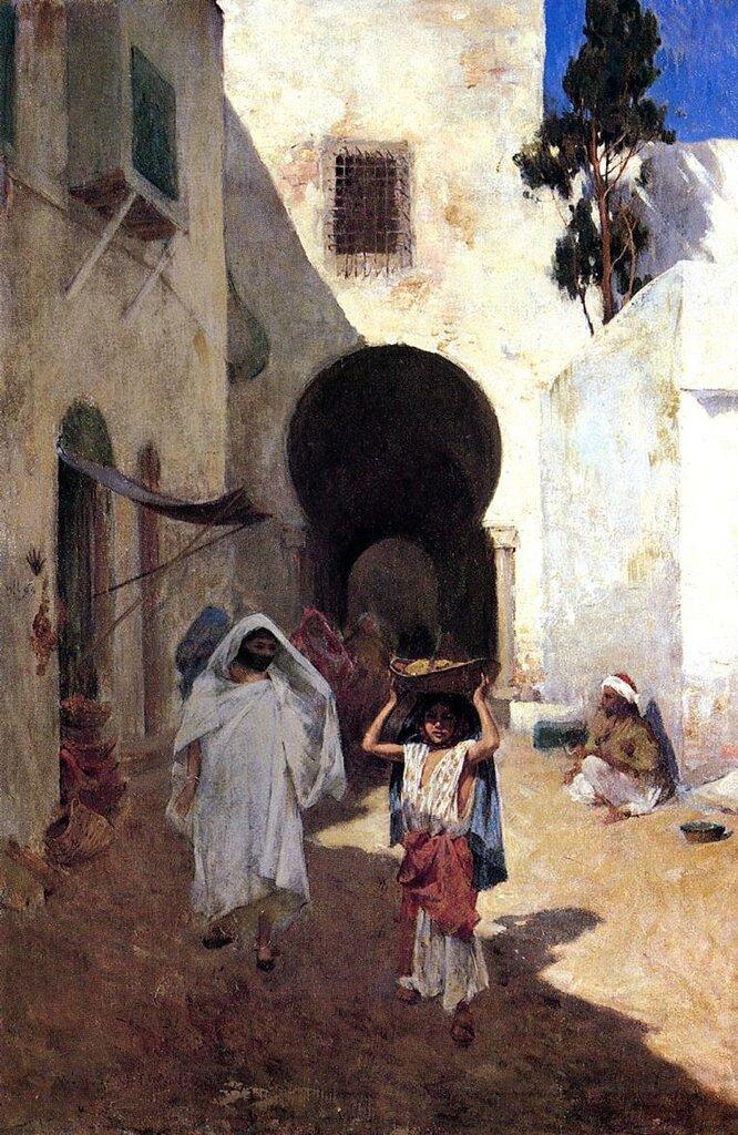 Street Scene, Tangiers, 1887.jpeg