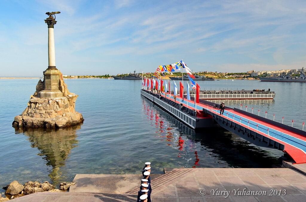 Сегодня День Черноморского флота!