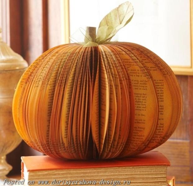 тыква, хэллоуин, декор, праздник,