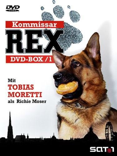 Комиссар Рекс / Kommissar Rex 1-12 Сезоны (1994-2004) WEB-DL