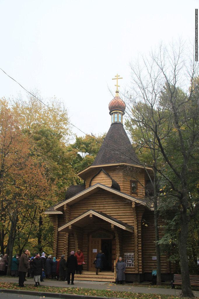 храм в тушино на лодочной