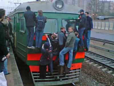 Билет за 100 рублей, или жизнь?