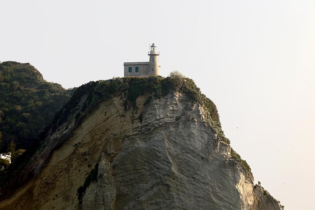 Cape Miseno. Lighthouse. (Faro di Miseno)