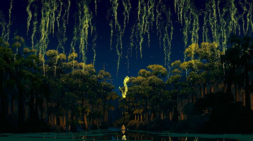 Реальные достопримечательности, вдохновившие Disney и Pixar