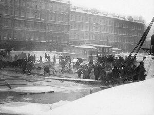 Катастрофа на Египетском мосту. 1905