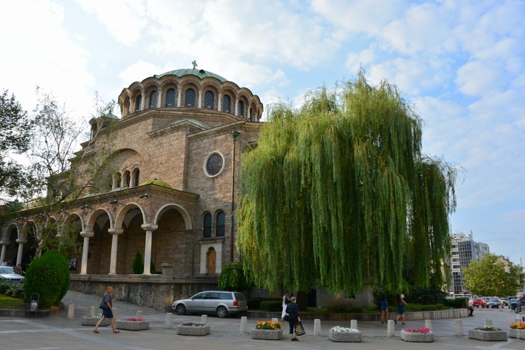 болгария софия прогулки по городу фото