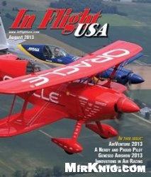 Журнал In Flight USA  2013-08