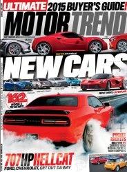 Журнал Motor Trend - September 2014 USA