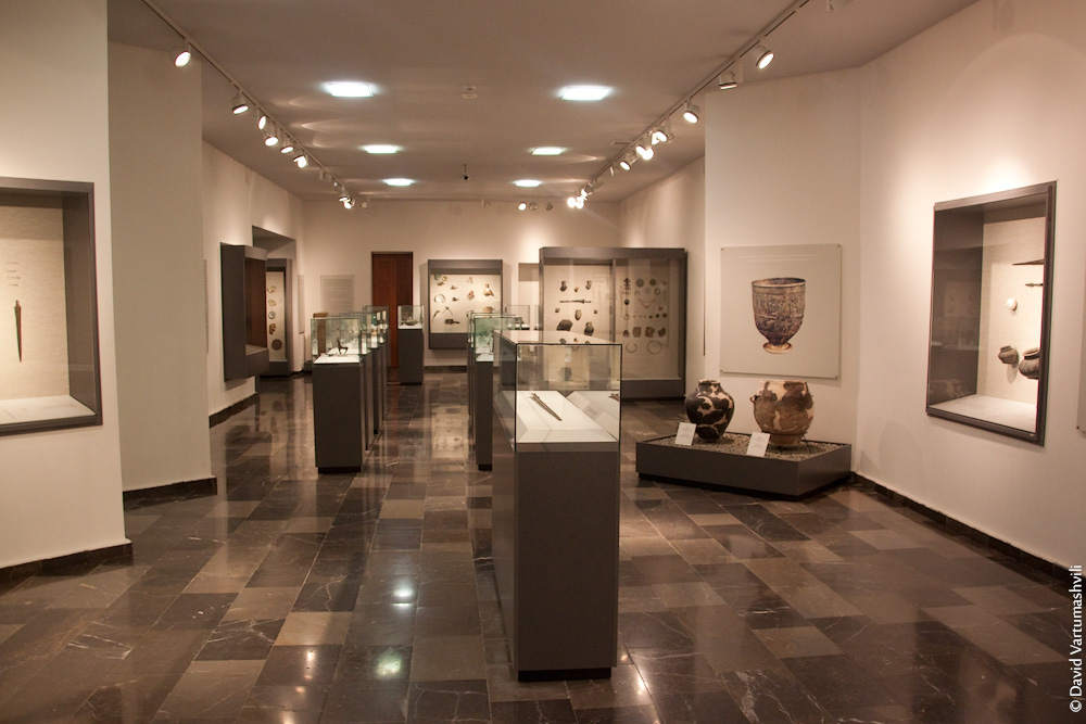 Грузия, музей в Сигнахи