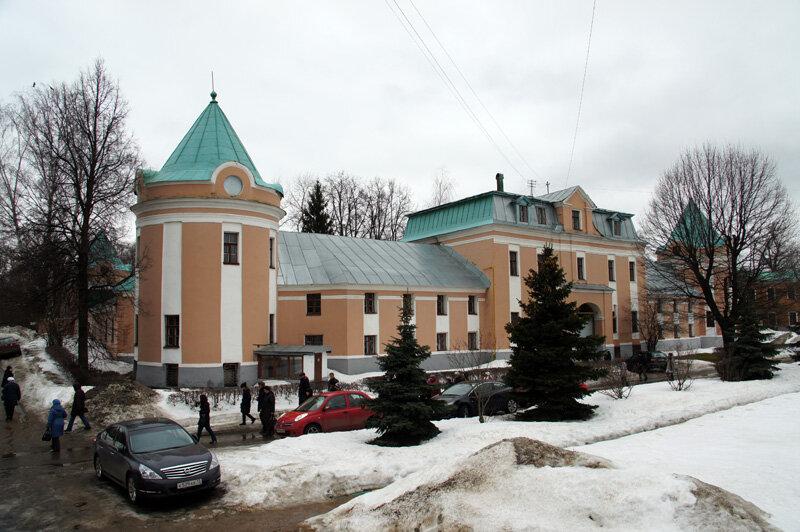 Петровско-Разумовское