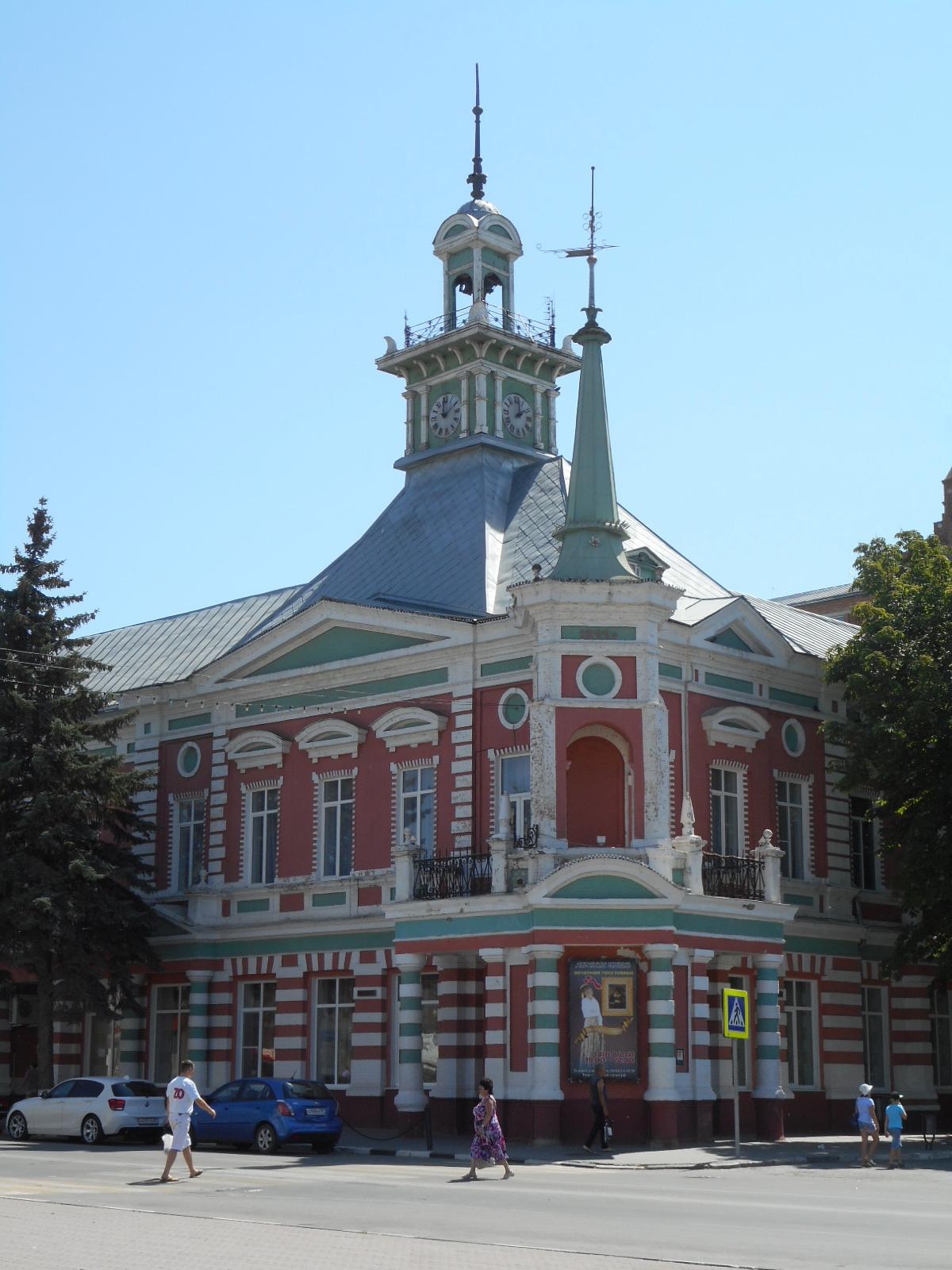 Азовский музей