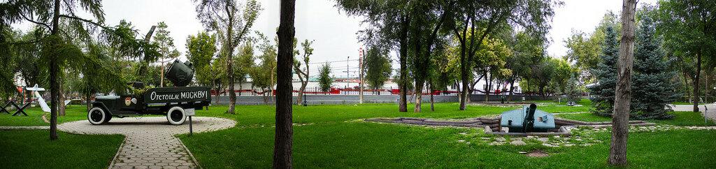 Парк Салют, Победа!