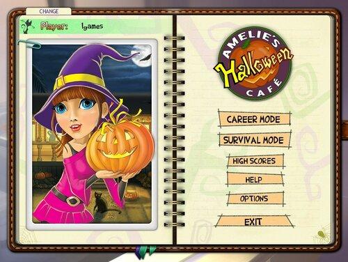 Amelie's Cafe 2: Halloween
