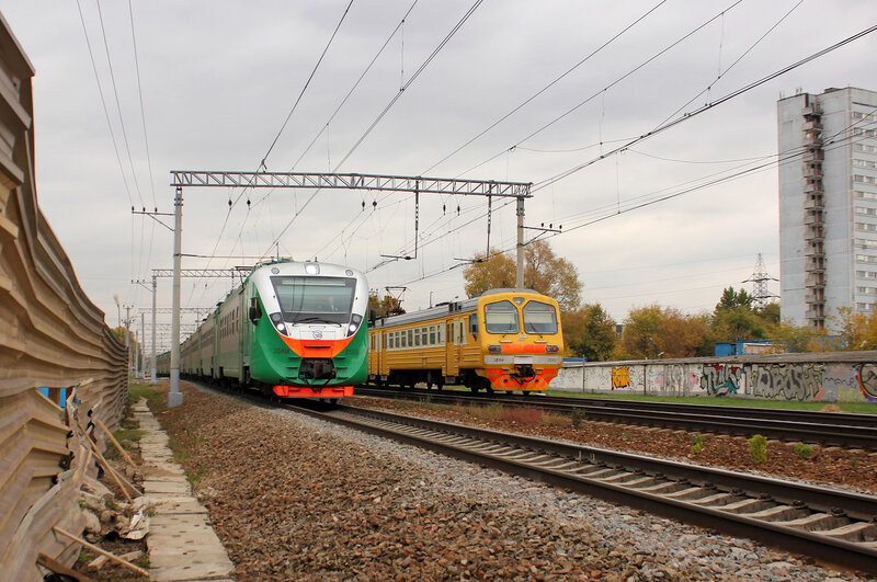 ЭД4М-0242 и ЭД4М-500