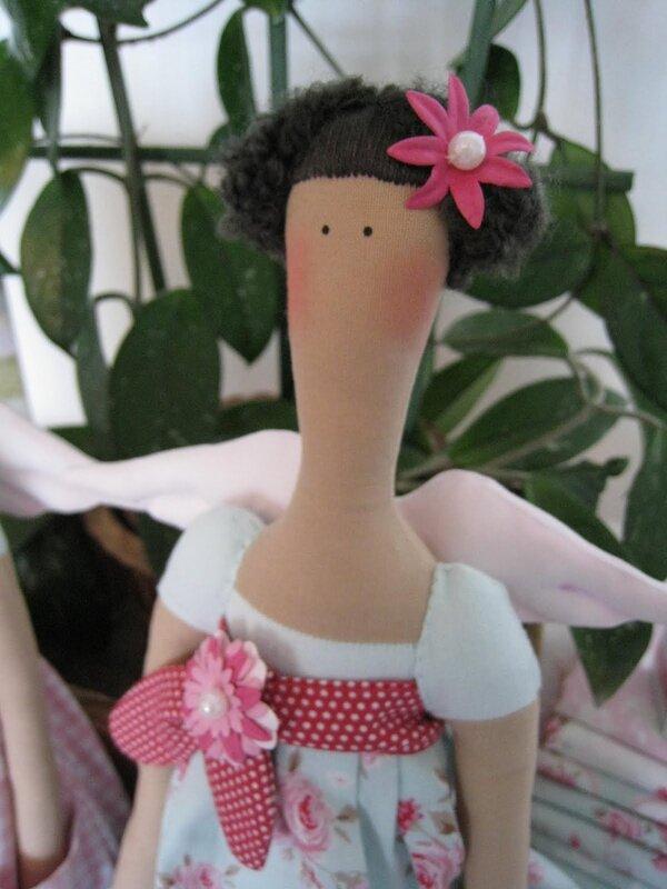 фото кукол тильда
