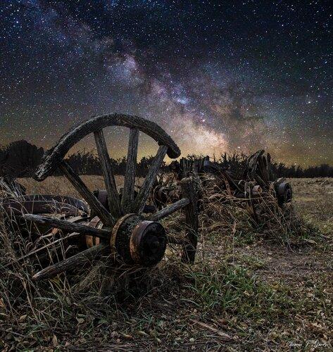 Aaron J. Groen. Млечный путь - далёкий и близкий