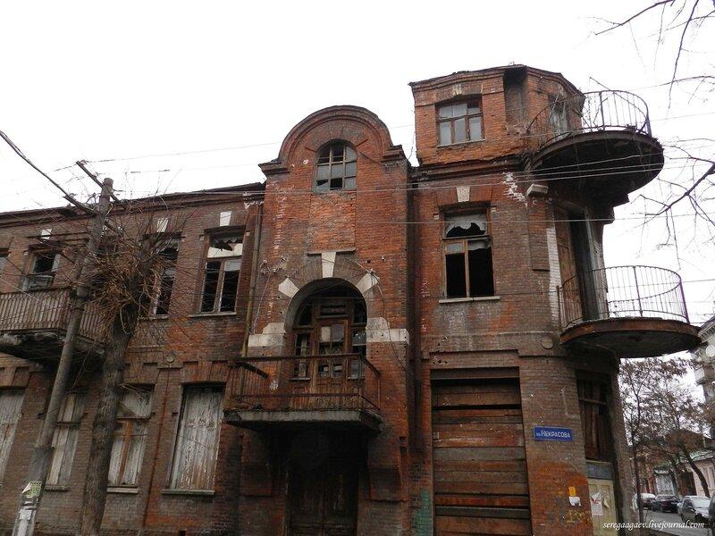 100 летний дом во Владикавказе