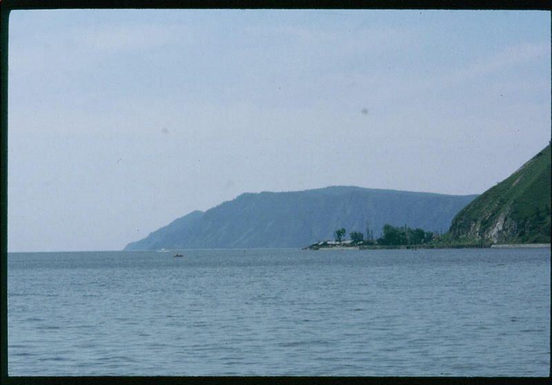 153. На озере Байкал