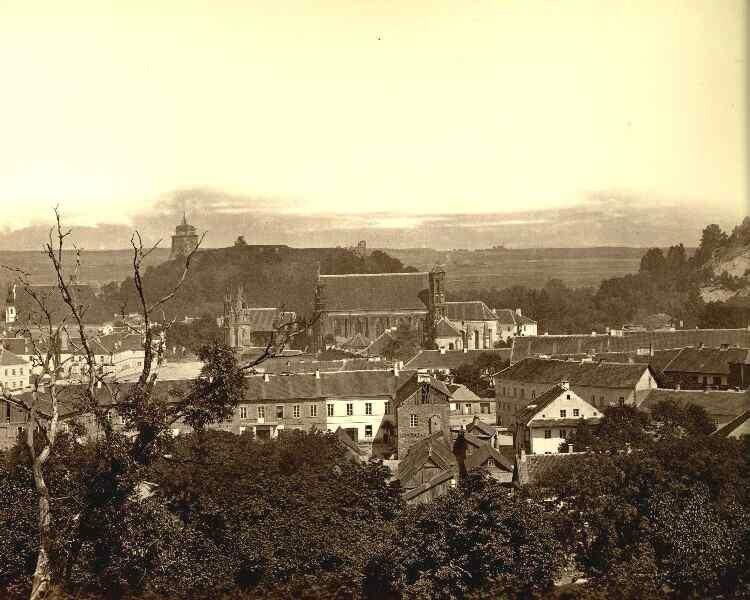 27. Панорама Вильно
