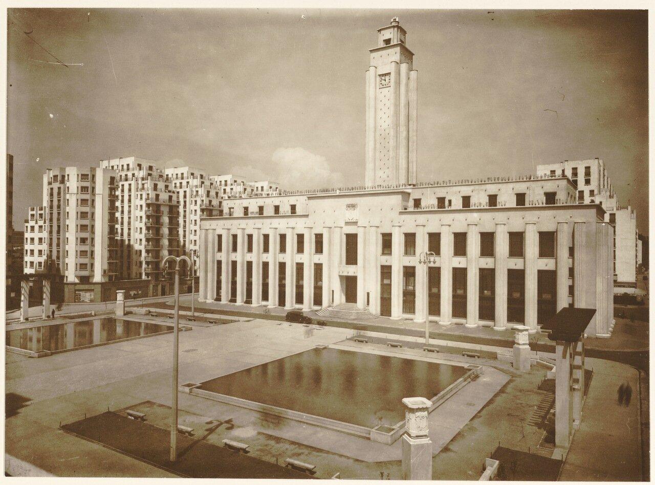 1934. Мэрия