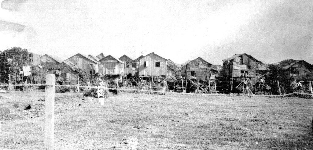 Карантин армянского лагеря беженцев в Бейруте