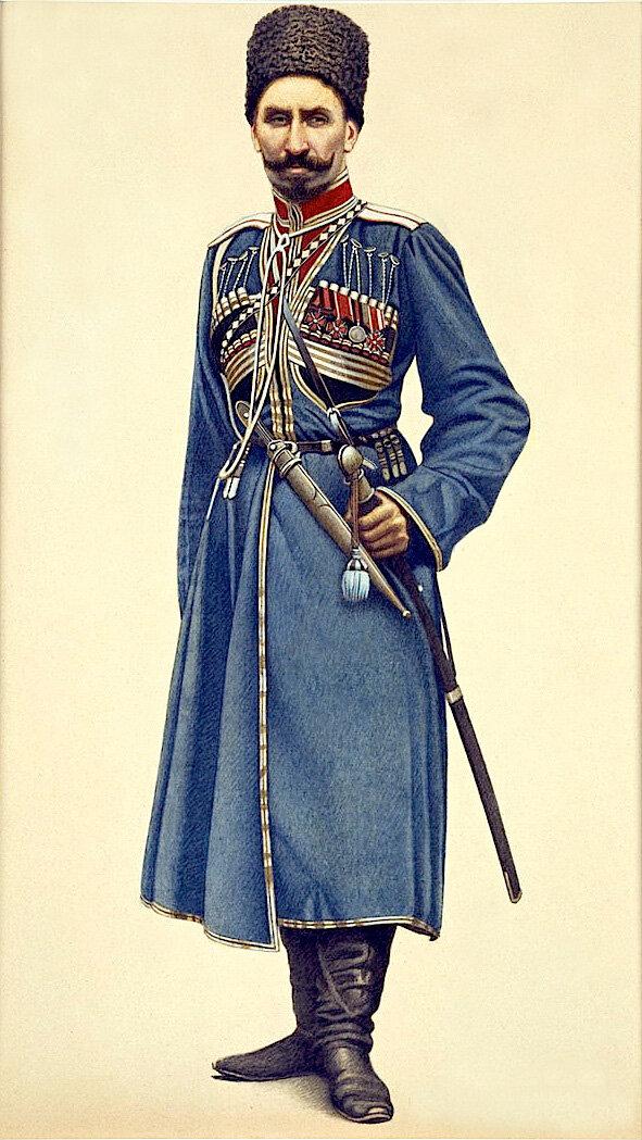 Полковник Тускаев