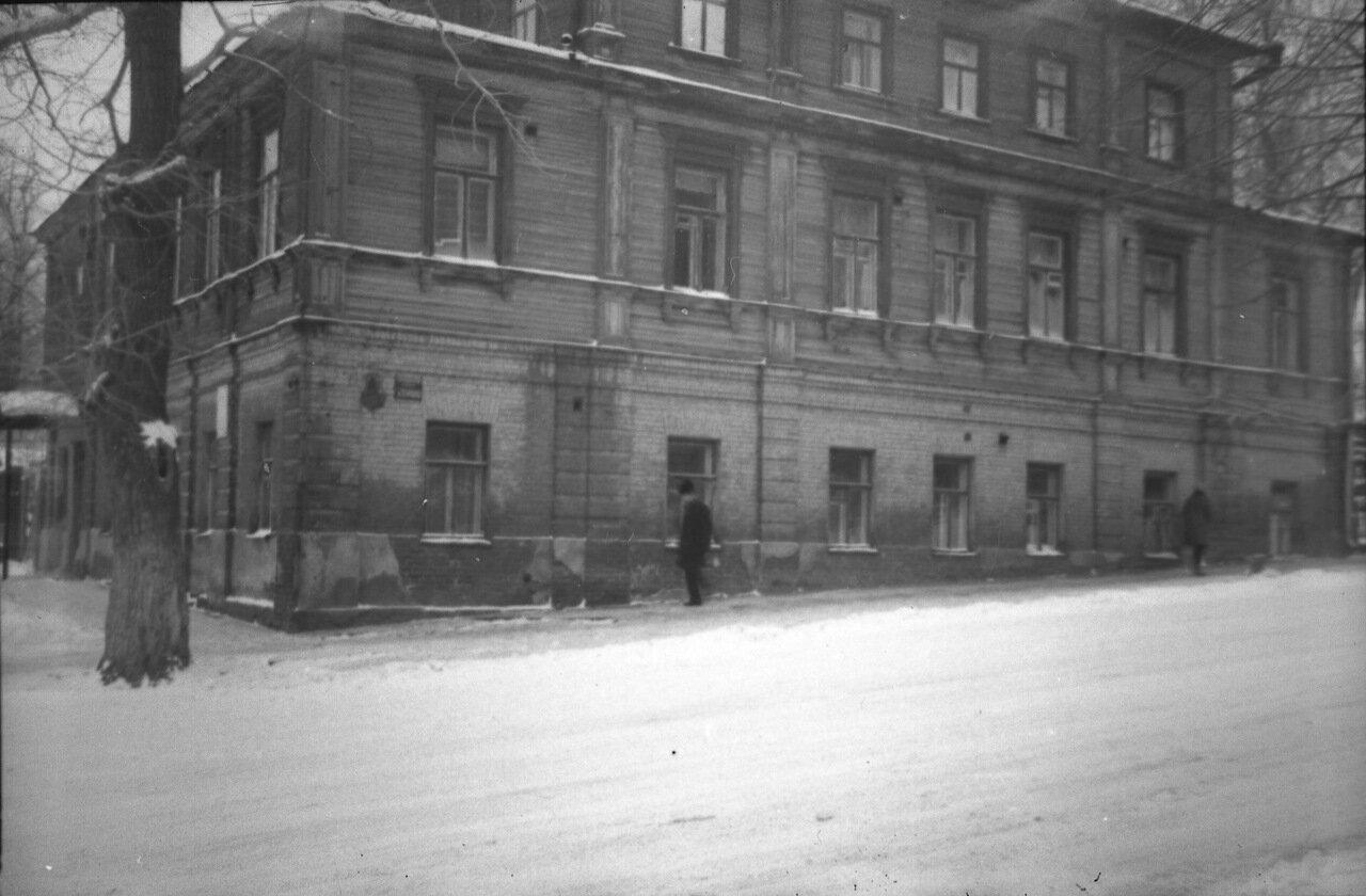 Дом Киршбаума