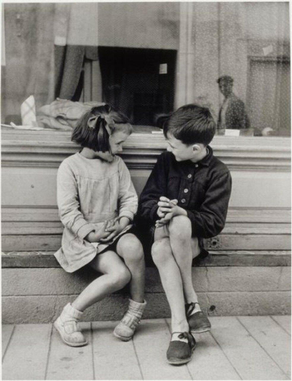1949. Полетт и Андре