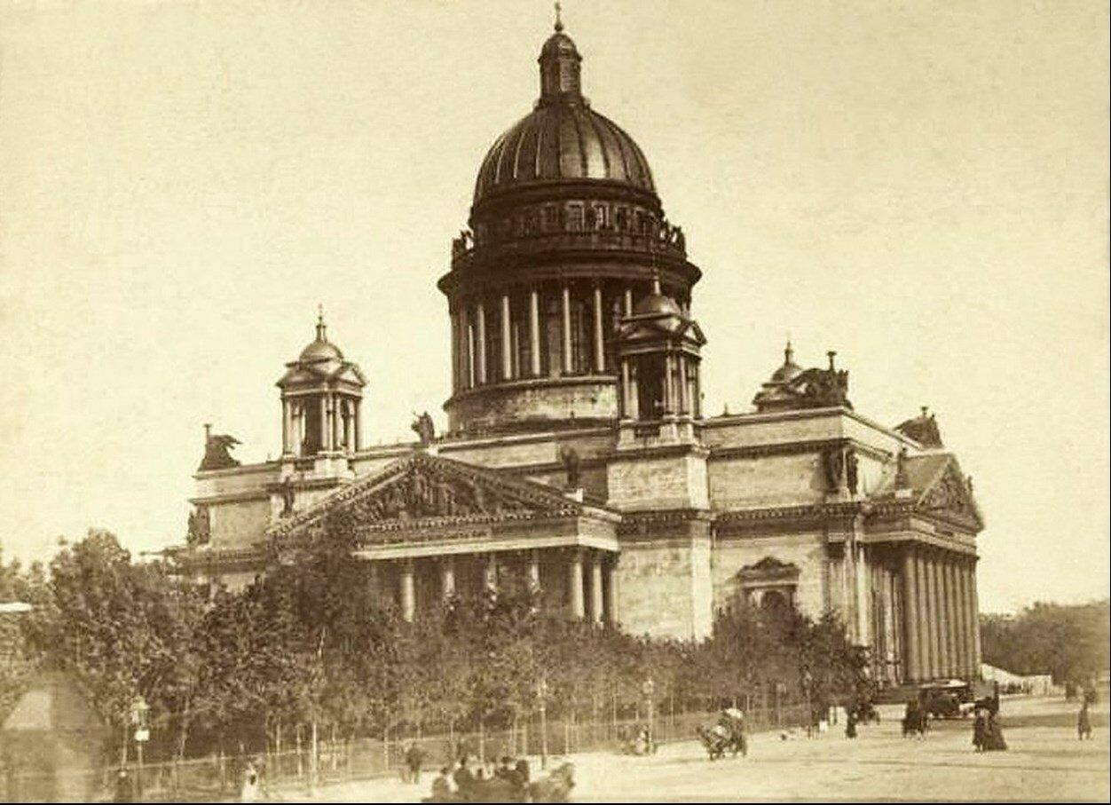 12. Исаакиевский собор. 1890