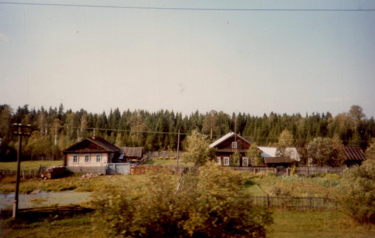26. Сибирские избы