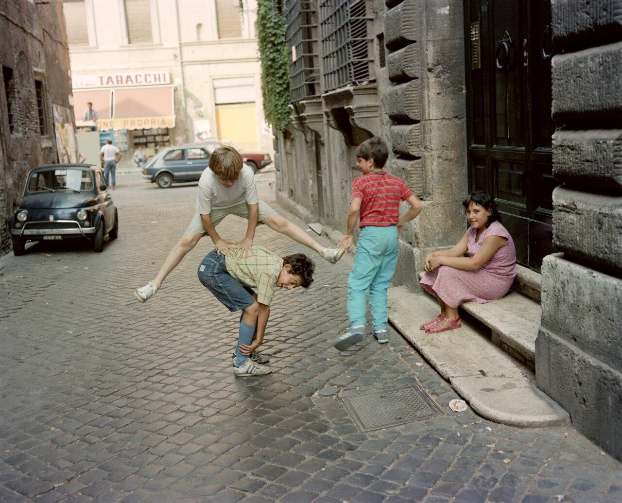 Рим, 1982