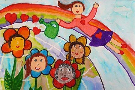 Тайны детского рисунка