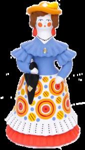 Киров-дымковская игрушка
