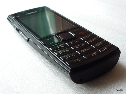 Nokia X2-02 (клавиатура)