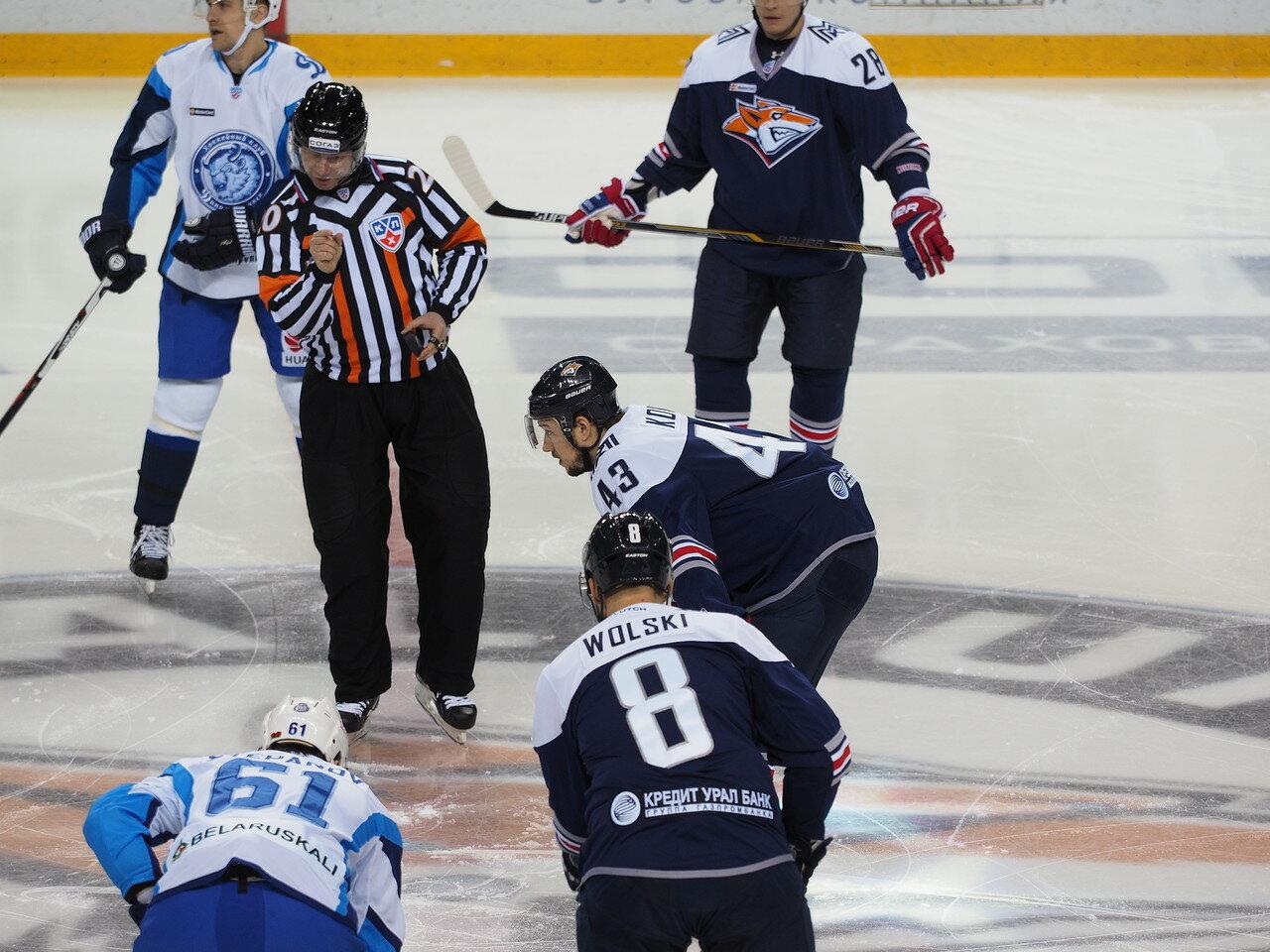 5Металлург - Динамо Минск 13.01.2015