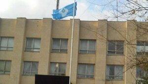 В Чадыр-Лунге на здании администрации вывесили флаг СНГ