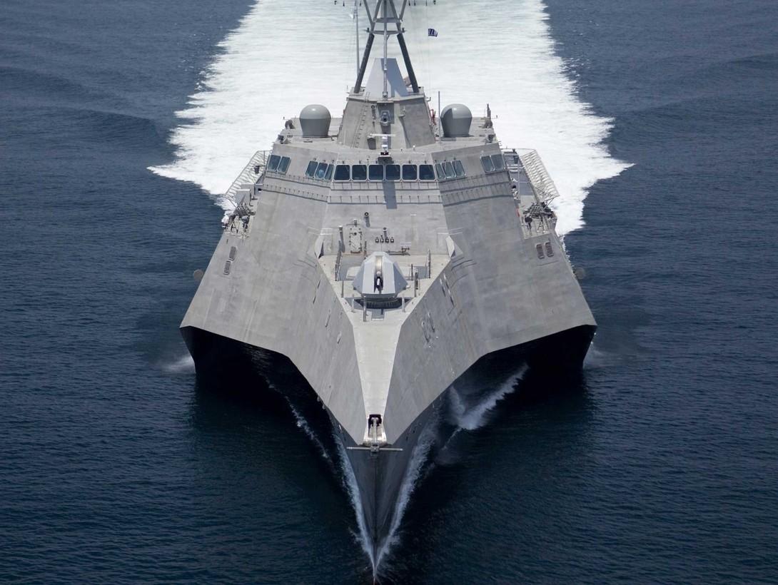 Как устроен первый стелс-эсминец США Zumwalt