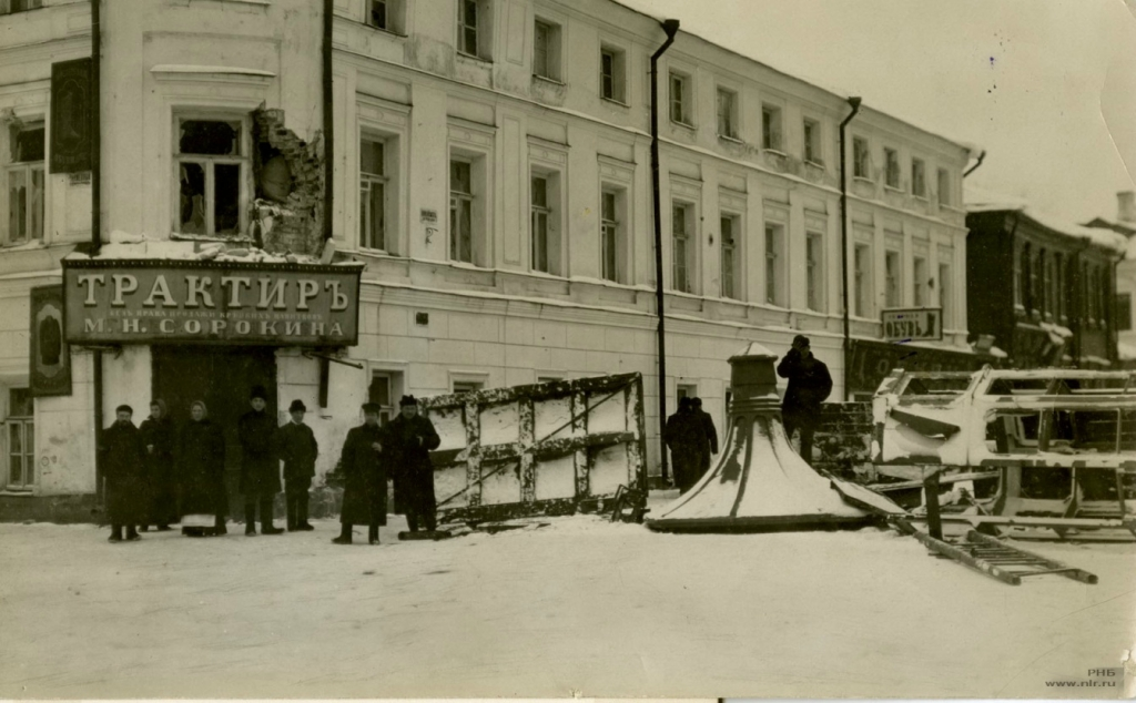 Декабрьское восстание 1905 года в Москве