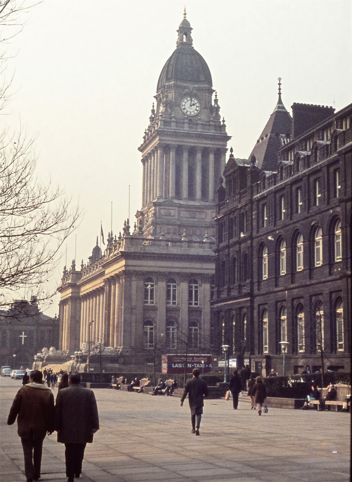 Лидс в 70-х годах XX века