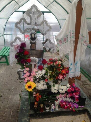 Чудотворная могила Евдокии Чудиновской