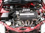 Купить контрактный двигатель б/у к автомобилю B18C4 Honda Civic VTi B16A2 из Европы с гарантией.